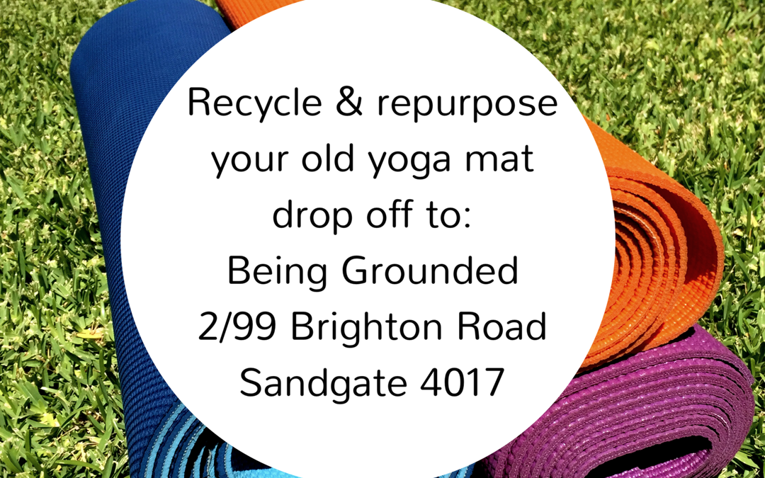 Brighton Yoga Teacher Flat Out Helping the Environment